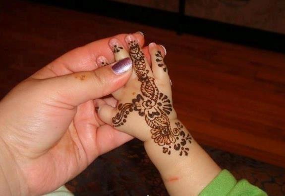 Henna Designs For Kids Designer Henna Shop
