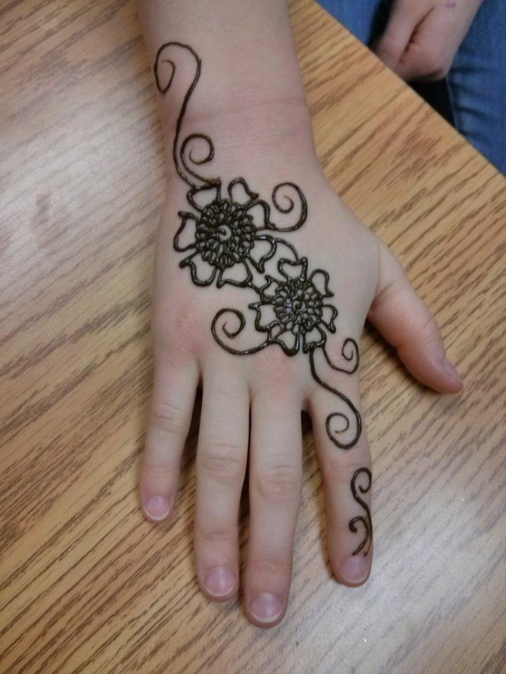 Henna Designs For Kids Designer Henna Shop